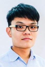 Portrait of Eric Yeo