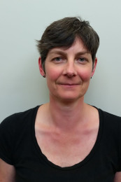 Portrait of Sue Plowman
